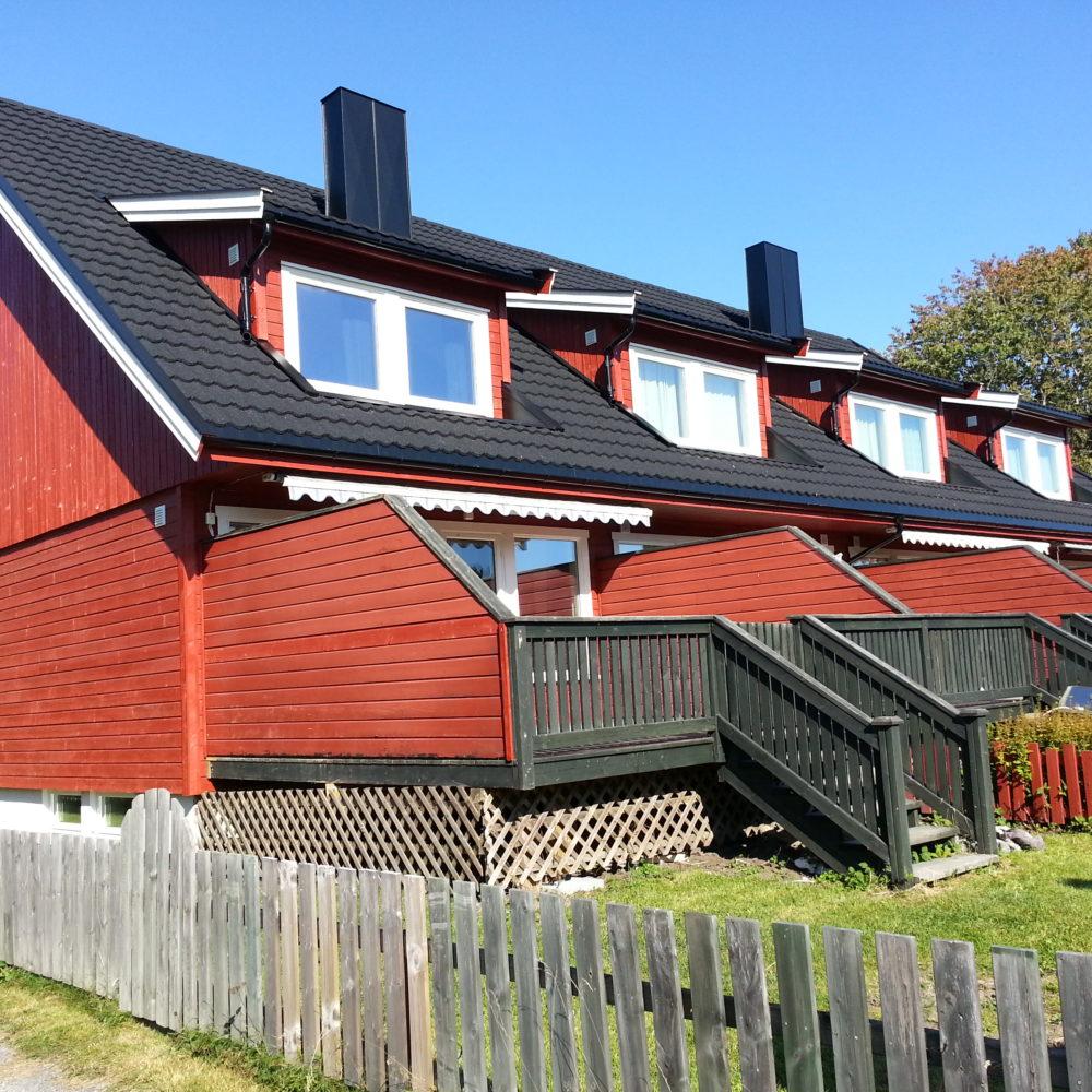 Rehabilitering av tak med Icopal Decra takplater 2014