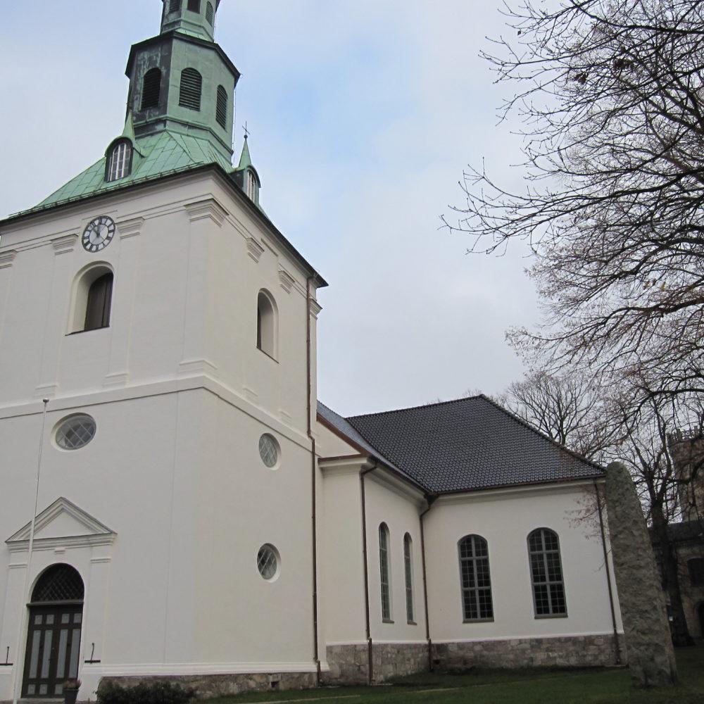 Rehabilitering av tak på Østre Fredrikstad Kirke
